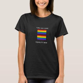 Marriage Equality Black T-Shirt