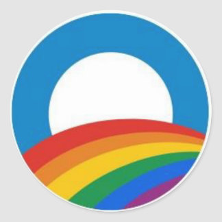 Marriage Equality Classic Round Sticker