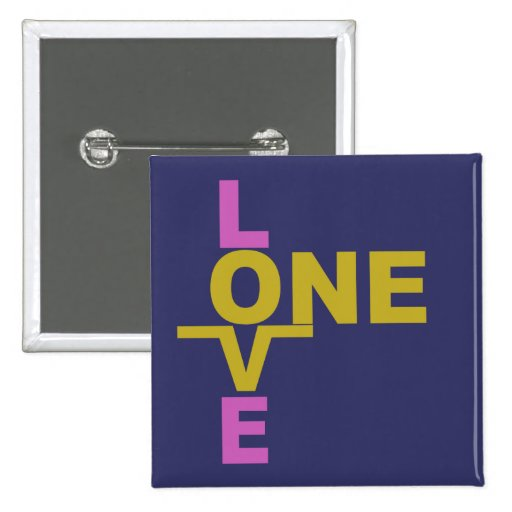 Marriage Equality / One Love custom button