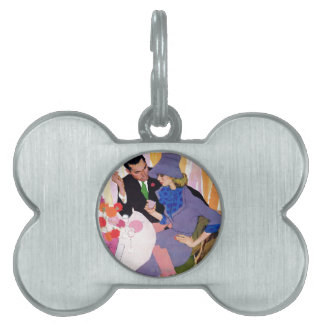 Marriage Is Not For Me Pet Tag