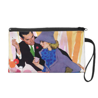 Marriage Is Not For Me Wristlet