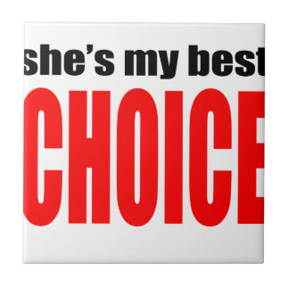 marriage marry joke couple shesmybestchoice wife h small square tile