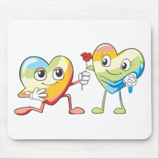 Marriage Proposal Ideas Mouse Pad