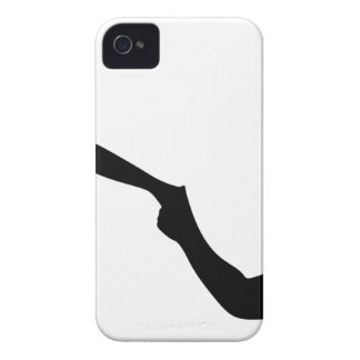 Marriage Proposal Silhouette iPhone 4 Covers