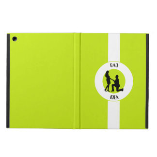 Marriage, run away from this! case for iPad air