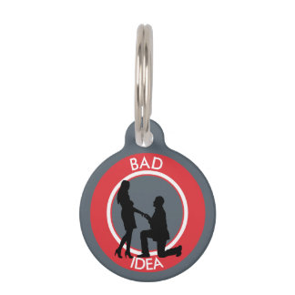 Marriage,run away from this pet name tag