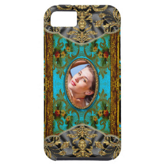Marrie Chatignon Insert Your Own Photo iPhone 5 Case