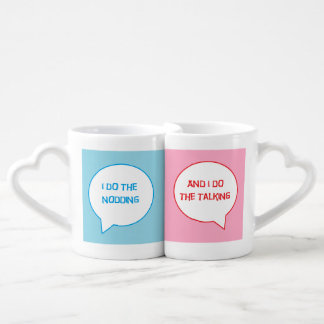 Married Couple Mug Set