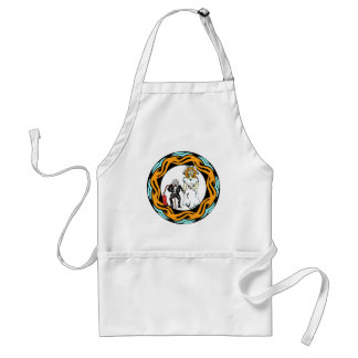 Married For Money Apron