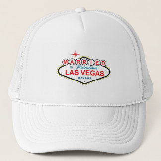 MARRIED In Las Vegas Hat
