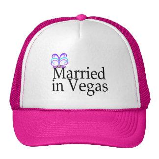 Married In Vegas Trucker Hat