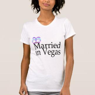 Married In Vegas Tees