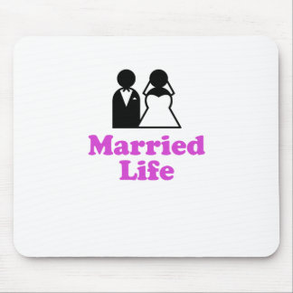 Married Life Mouse Pads