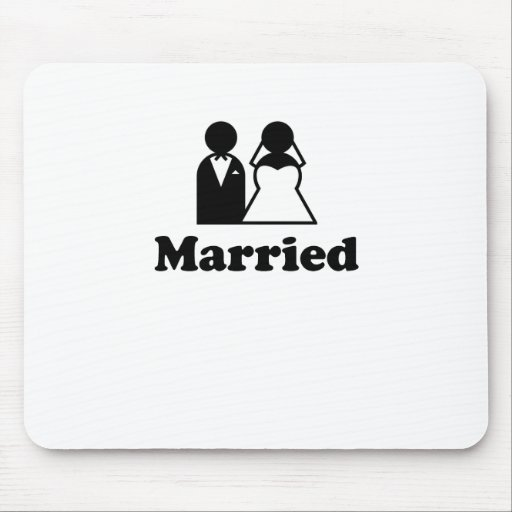 Married Mousepads