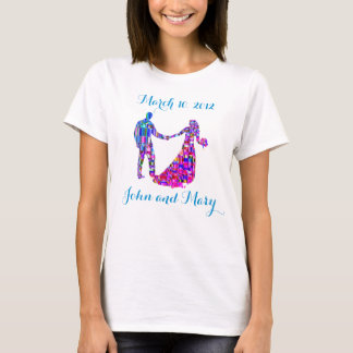 Married on This Day T-Shirt
