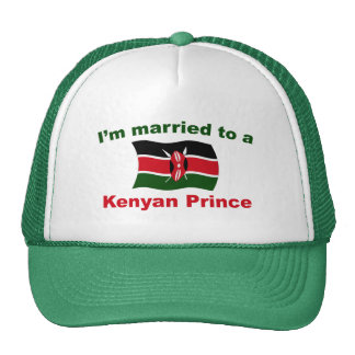 Married To A Kenyan Prince Cap