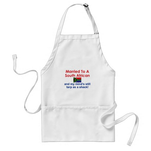 Married to a South African Aprons