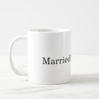 Married to my goals Mug