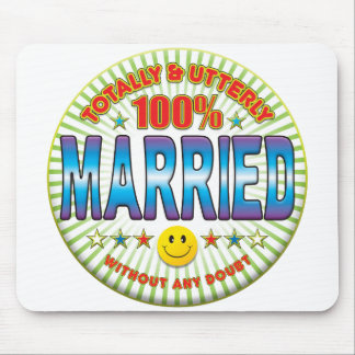 Married Totally Mousepad