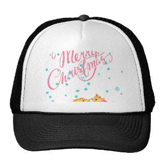 Marry Christmas Cap