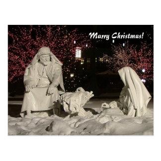 Marry Christmas! Postcard