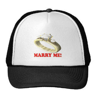 Marry Me Cap