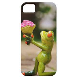 Marry Me cute funny frogs Barely There iPhone 5 Case