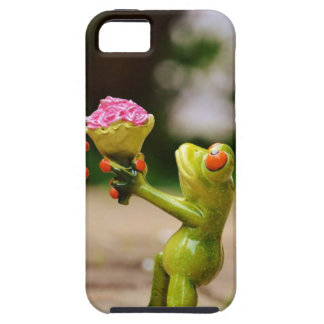 Marry Me cute funny frogs iPhone 5 Case