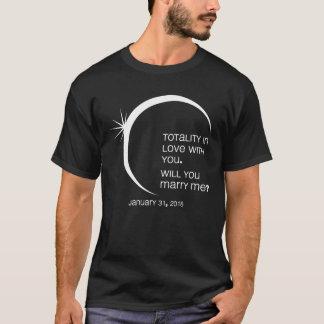 Marry Me Lunar Eclipse T-Shirt