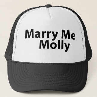 Marry Me Molly Hat