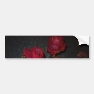 Marry Me...Rose Bumper Sticker