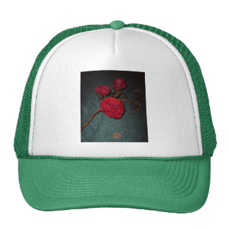 Marry Me...Rose Cap