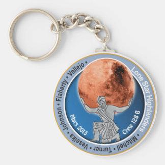 Mars 101 Crew 128B Key Ring
