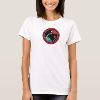 Mars 101 Crew Fitted Women's Tshirt