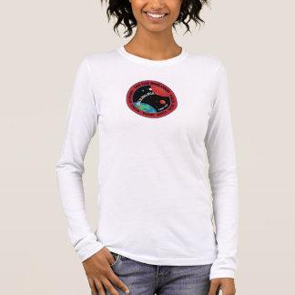 Mars 101 Crew Long Sleve Women's  Tshirt