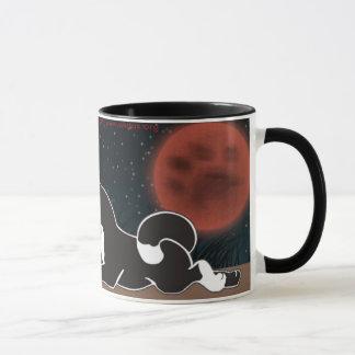 MARS Akita Harvest Moon Mug