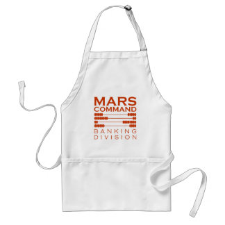 Mars Command Banking Division Standard Apron