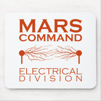 Mars Command Electrical Division Mouse Pad