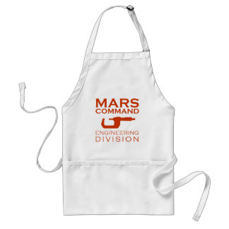 Mars Command Engineering Division Standard Apron