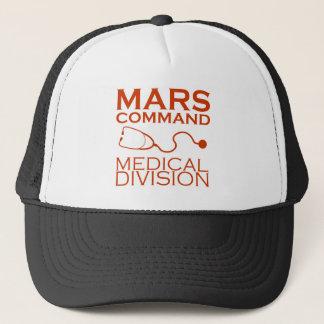 Mars Command Medical Division Trucker Hat