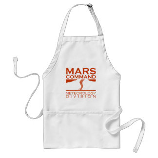 Mars Command Meteorology Division Standard Apron