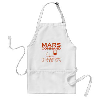 Mars Command Phlebotomy Division Standard Apron