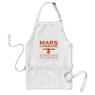 Mars Command Surveying Division Standard Apron