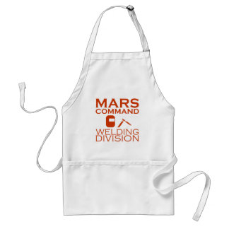 Mars Command Welding Division Standard Apron