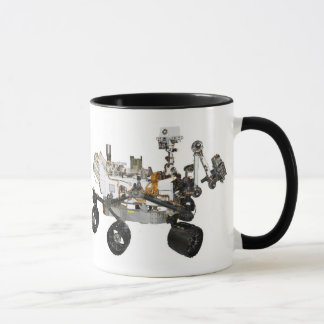 "Mars ""Curiosity"" Mug"