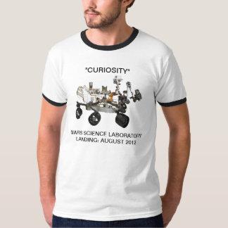 """Mars """"Curiosity"""" Shirt"""