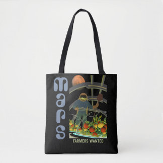 MARS Farmers Wanted Tote