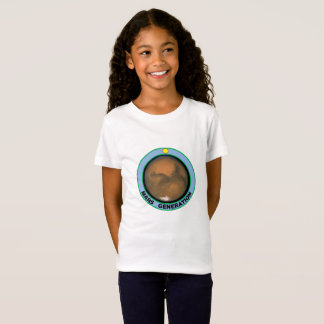 Mars generation kids T-shirt