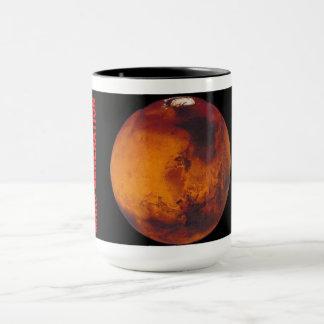 Mars generation mug