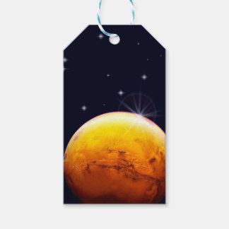Mars Gift Tags